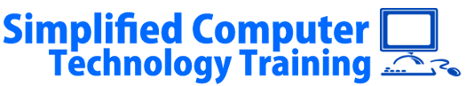 Logo, Simplify Computer Technology Training - Computer Training